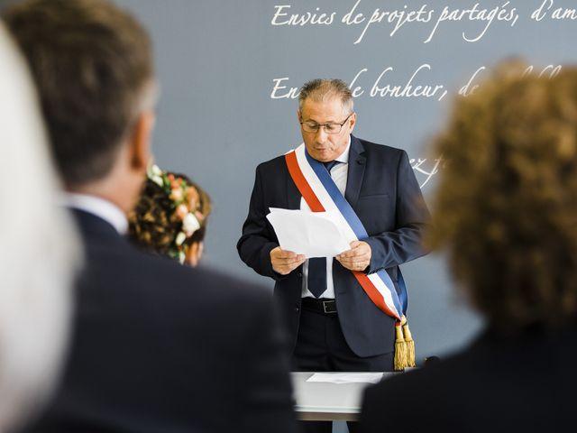 Le mariage de Julien et Marine à Toulon, Var 94