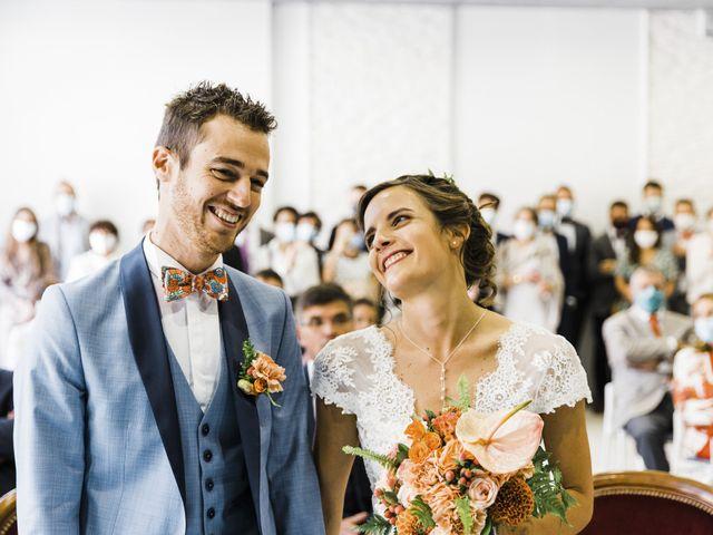 Le mariage de Julien et Marine à Toulon, Var 95