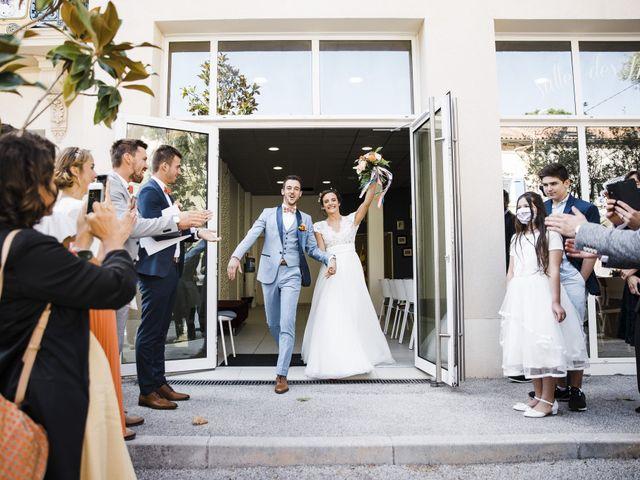 Le mariage de Julien et Marine à Toulon, Var 98