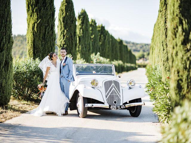 Le mariage de Julien et Marine à Toulon, Var 136