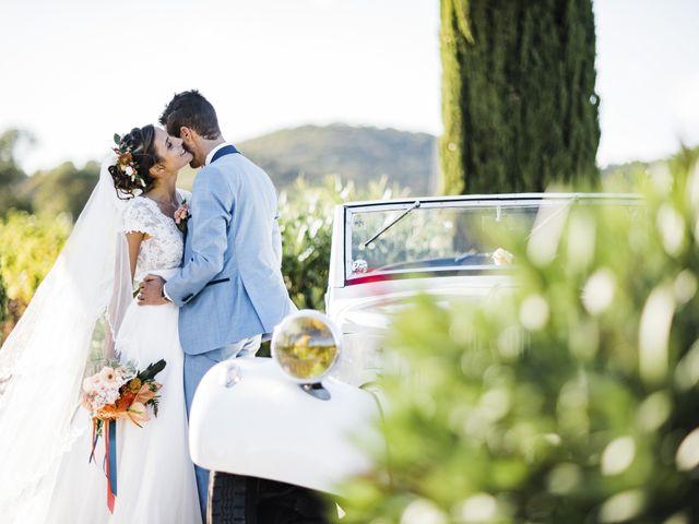 Le mariage de Julien et Marine à Toulon, Var 137