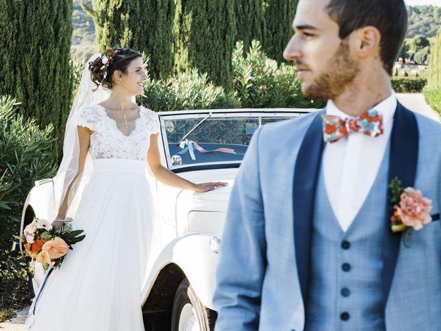 Le mariage de Julien et Marine à Toulon, Var 139