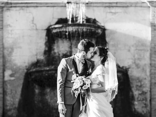 Le mariage de Julien et Marine à Toulon, Var 142