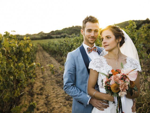 Le mariage de Marine et Julien