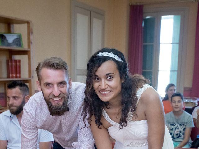 Le mariage de Robin et Mélanie à Saint-Christol, Hérault 6