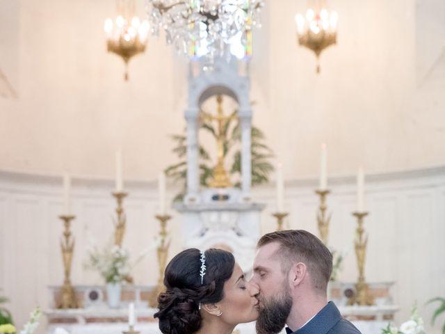 Le mariage de Robin et Mélanie à Saint-Christol, Hérault 8