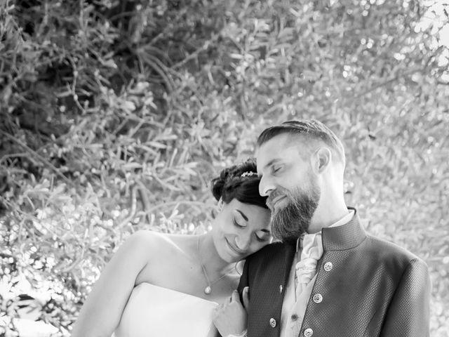 Le mariage de Robin et Mélanie à Saint-Christol, Hérault 13