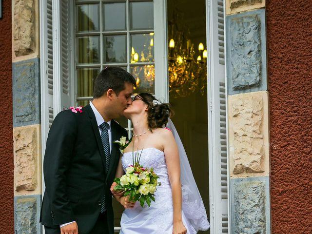 Le mariage de Sébastian et Solène à Lourdes, Hautes-Pyrénées 10