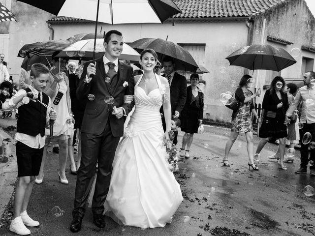 Le mariage de Sylvain et Christelle à Espiens, Lot-et-Garonne 10