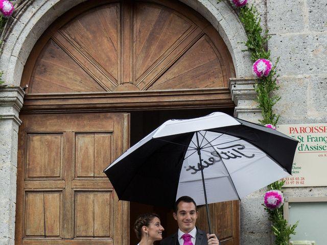 Le mariage de Sylvain et Christelle à Espiens, Lot-et-Garonne 12