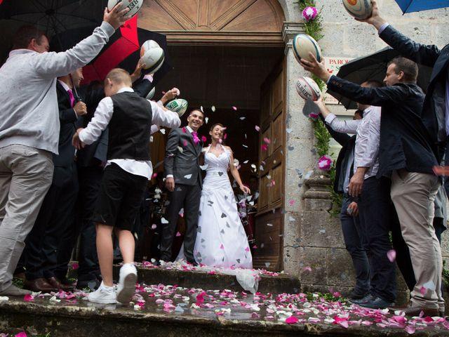 Le mariage de Sylvain et Christelle à Espiens, Lot-et-Garonne 14
