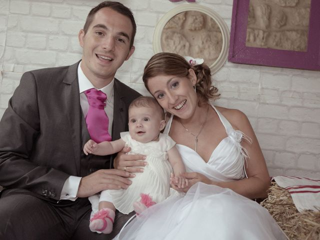Le mariage de Christelle et Sylvain