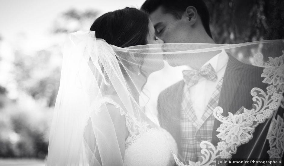 Le mariage de Simon et Marine à Lusignan, Vienne