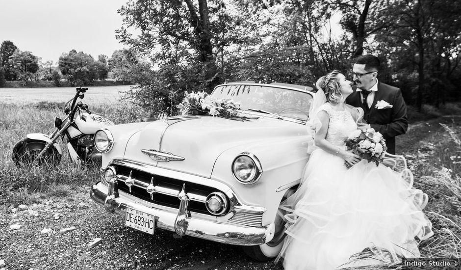 Le mariage de Fabrice et Marie-Christine à Grisy-les-Plâtres, Val-d'Oise
