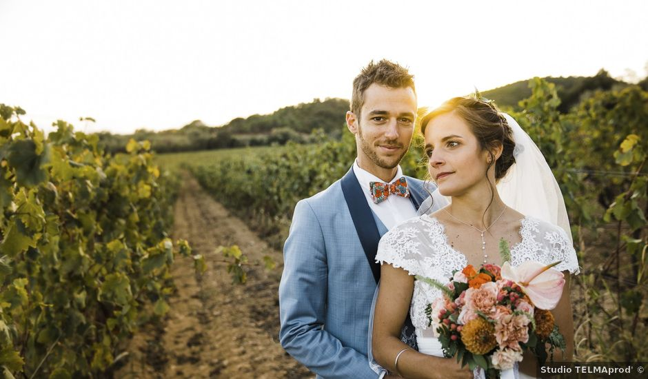 Le mariage de Julien et Marine à Toulon, Var