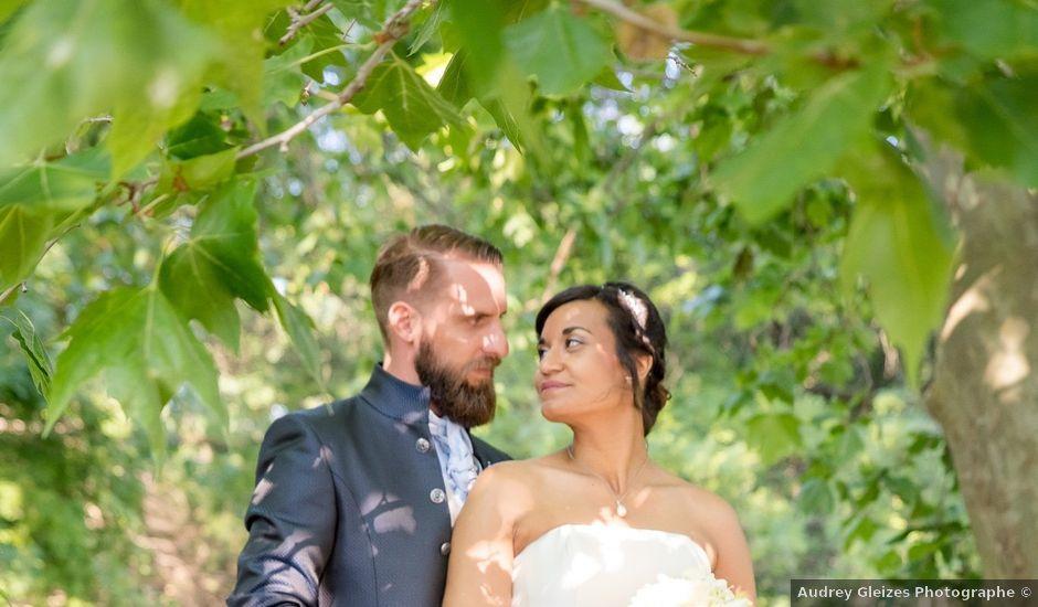 Le mariage de Robin et Mélanie à Saint-Christol, Hérault
