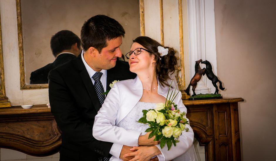 Le mariage de Sébastian et Solène à Lourdes, Hautes-Pyrénées