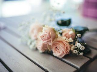 Le mariage de Valentine et Anthony 1