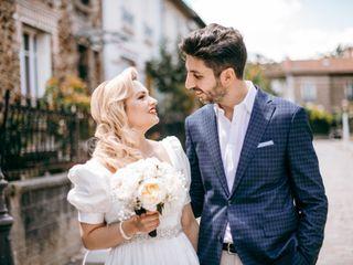 Le mariage de Daniela et Mickaël 1