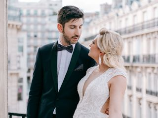 Le mariage de Daniela et Mickaël