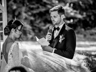 Le mariage de Yasmine et Thomas