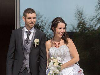 Le mariage de Emeline et David