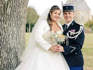 Le mariage de Ambre et Nicolas