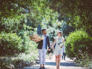Le mariage de Ophélie et Sébastien 1