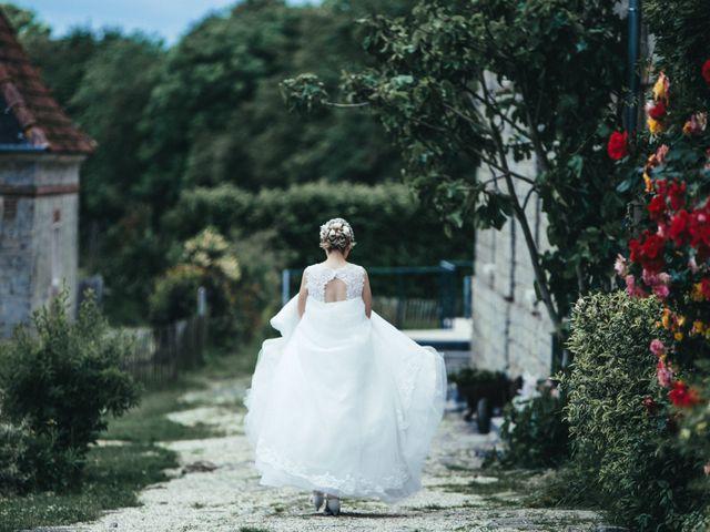 Le mariage de Anthony et Valentine à Beaubec-la-Rosière, Seine-Maritime 22