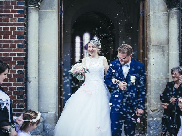 Le mariage de Anthony et Valentine à Beaubec-la-Rosière, Seine-Maritime 40