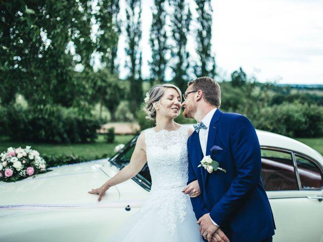 Le mariage de Anthony et Valentine à Beaubec-la-Rosière, Seine-Maritime 51