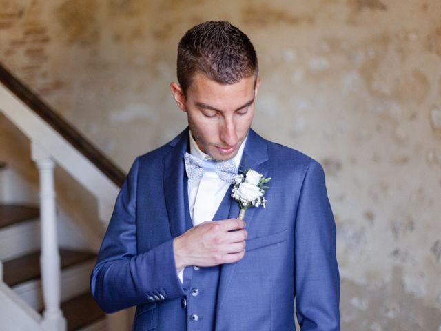 Le mariage de Fabien et Tiphaine à Beillé, Sarthe 16