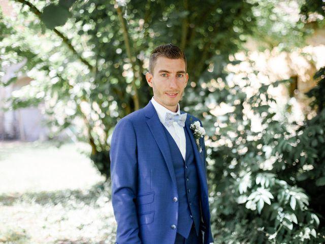 Le mariage de Fabien et Tiphaine à Beillé, Sarthe 18