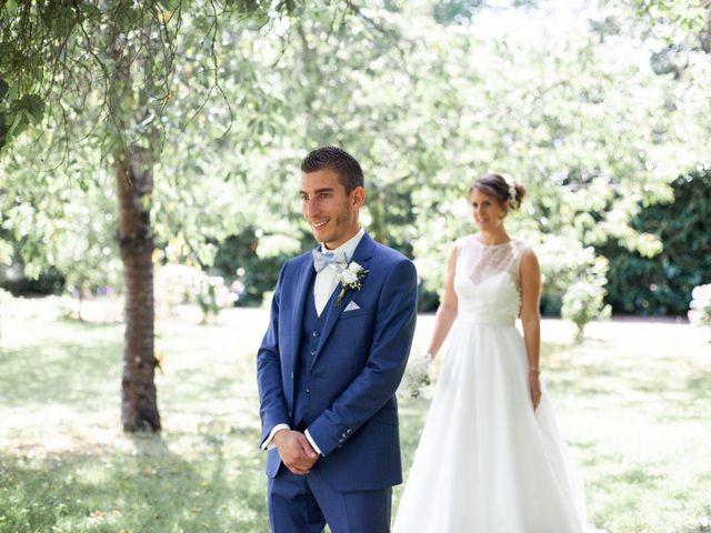 Le mariage de Fabien et Tiphaine à Beillé, Sarthe 22