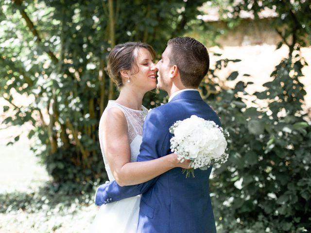 Le mariage de Fabien et Tiphaine à Beillé, Sarthe 23