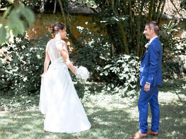 Le mariage de Fabien et Tiphaine à Beillé, Sarthe 24
