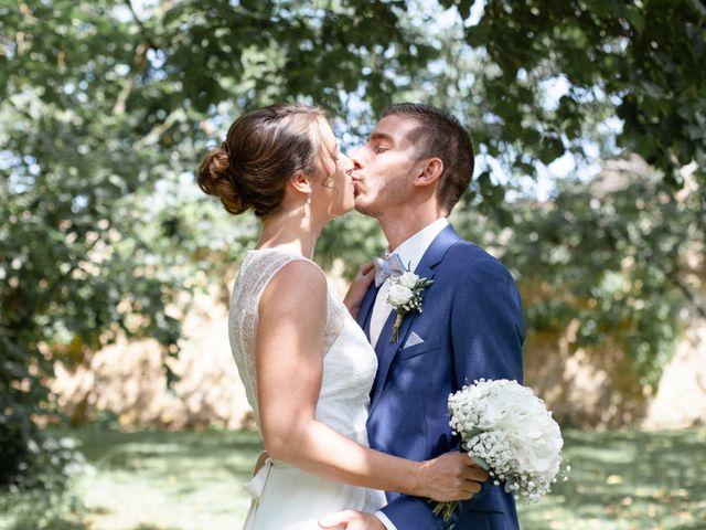Le mariage de Fabien et Tiphaine à Beillé, Sarthe 26