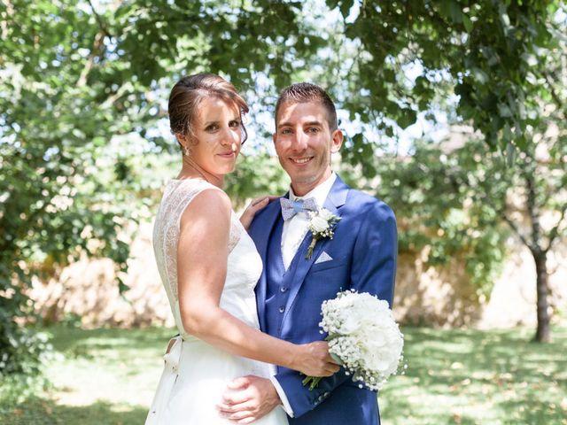 Le mariage de Fabien et Tiphaine à Beillé, Sarthe 27