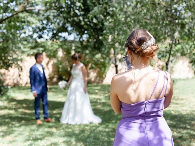 Le mariage de Fabien et Tiphaine à Beillé, Sarthe 28