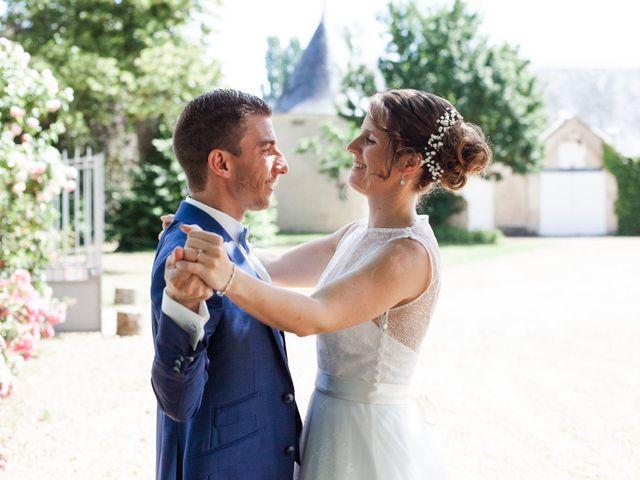 Le mariage de Fabien et Tiphaine à Beillé, Sarthe 30