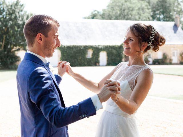 Le mariage de Fabien et Tiphaine à Beillé, Sarthe 32