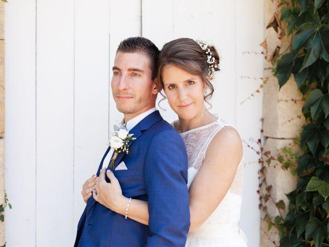 Le mariage de Fabien et Tiphaine à Beillé, Sarthe 33