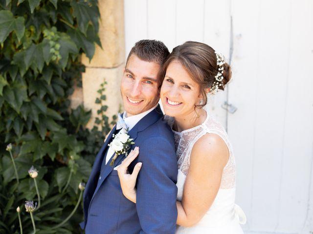 Le mariage de Fabien et Tiphaine à Beillé, Sarthe 34