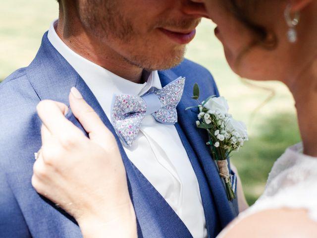 Le mariage de Fabien et Tiphaine à Beillé, Sarthe 35