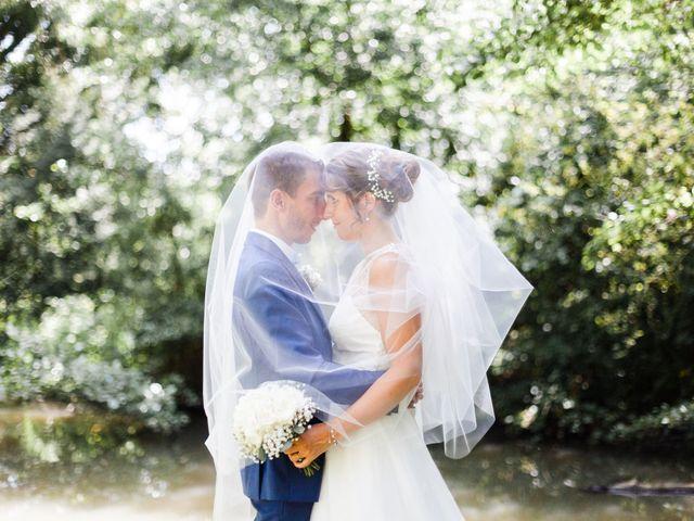 Le mariage de Tiphaine et Fabien
