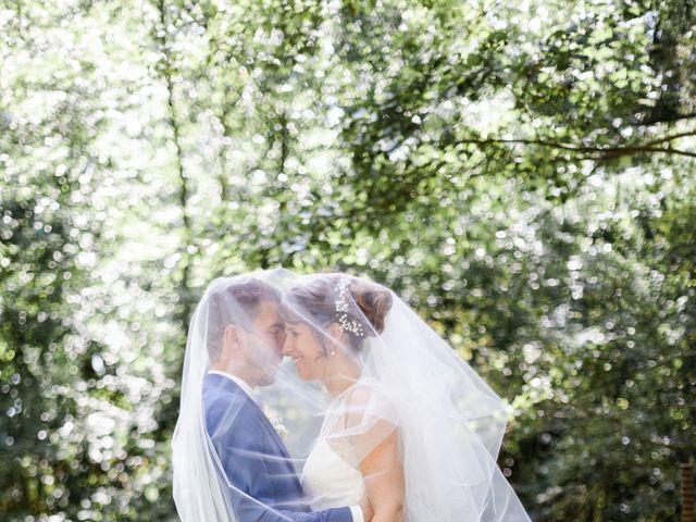 Le mariage de Fabien et Tiphaine à Beillé, Sarthe 36