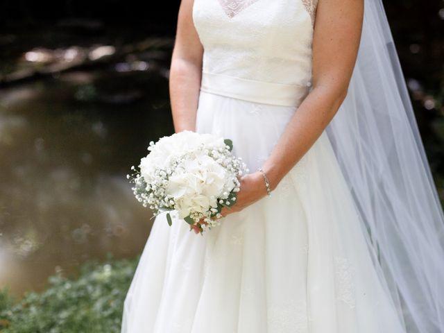 Le mariage de Fabien et Tiphaine à Beillé, Sarthe 37