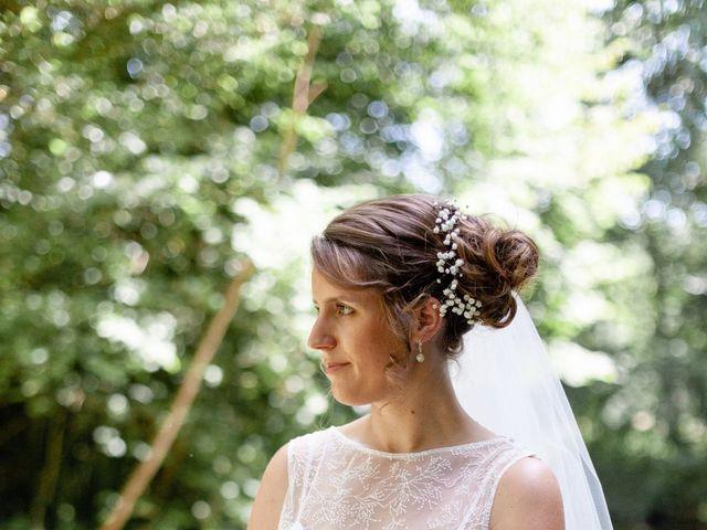 Le mariage de Fabien et Tiphaine à Beillé, Sarthe 40