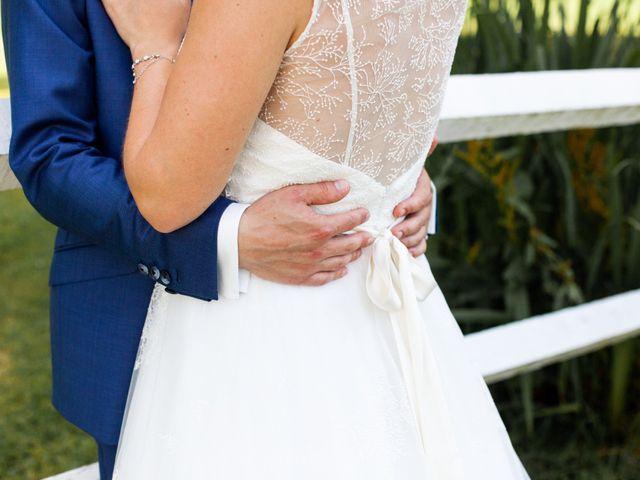 Le mariage de Fabien et Tiphaine à Beillé, Sarthe 42