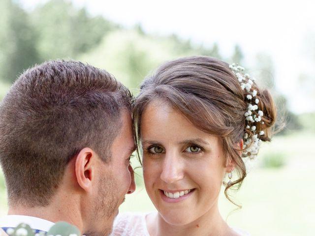 Le mariage de Fabien et Tiphaine à Beillé, Sarthe 43